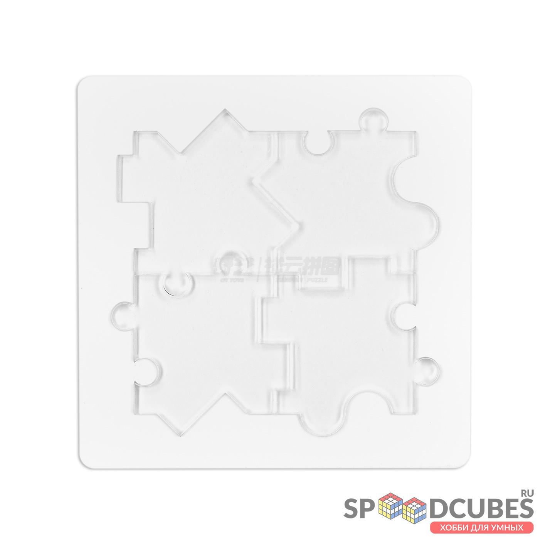 QiYi (MoFangGe) Jigsaw Puzzle (4 штуки)