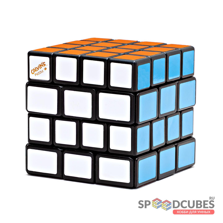 Calvin's 4x4x4 Halfish Cube II