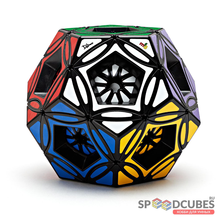 MF8 Crystal Dreidel Cube
