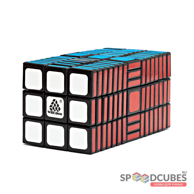 WitEden 3x3x17 II