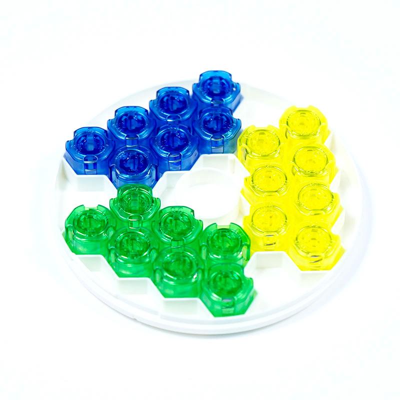 Gan GES V4 гайки для кубиков Gan (Blue, Yellow, Green)