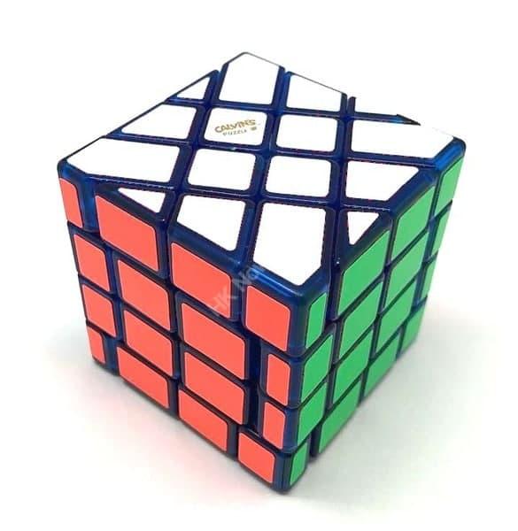 Calvin's 4x4x4 Windmill Extreme Cube (Ice Blue)