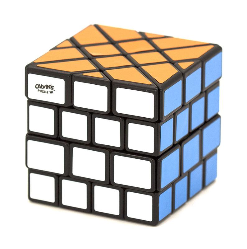Calvin's 4x4x4 Halfish Cube I
